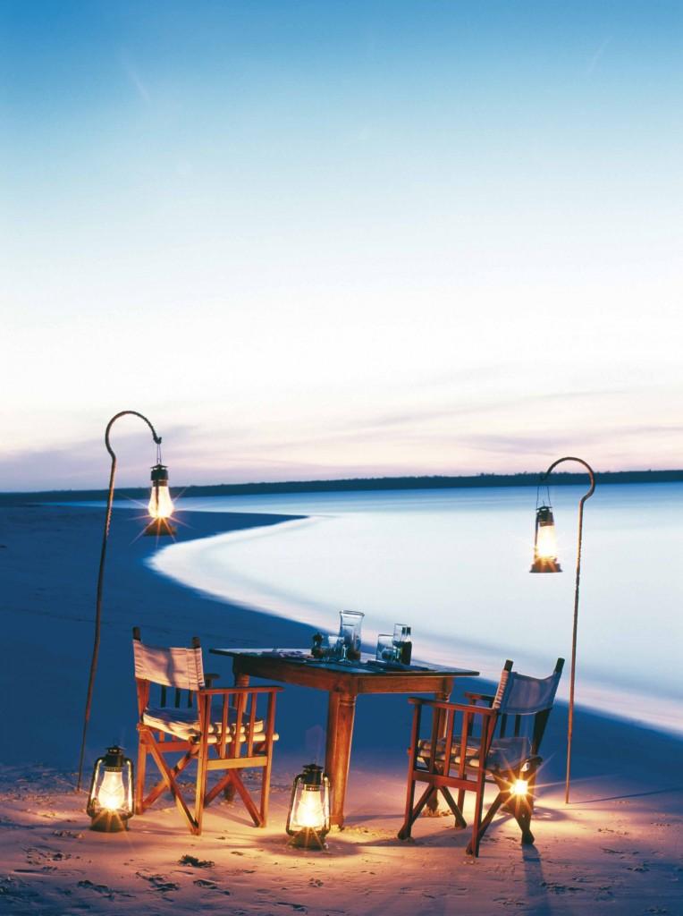 Mnemba Island Lodge. Zanzíbar, Tanzania. Fotografía: & Beyond