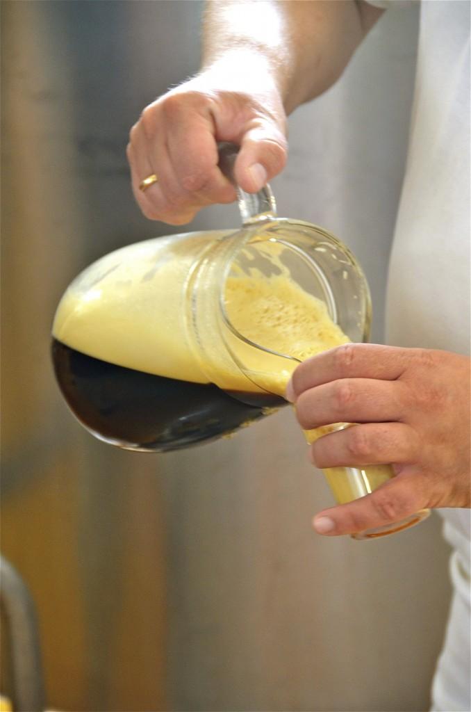 Cerveza Artesanal. Vester Skeringe, Dinamarce. Copyright, Hernando Reyes.