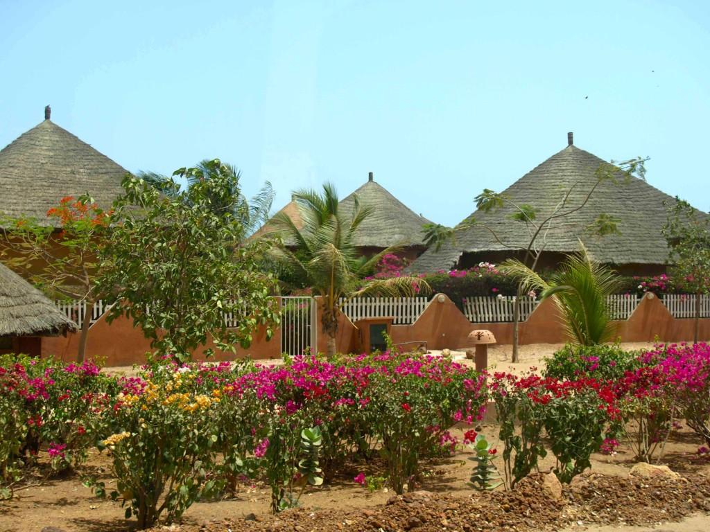 Complejo de Turismo Sostenible en Sally, Senegal.
