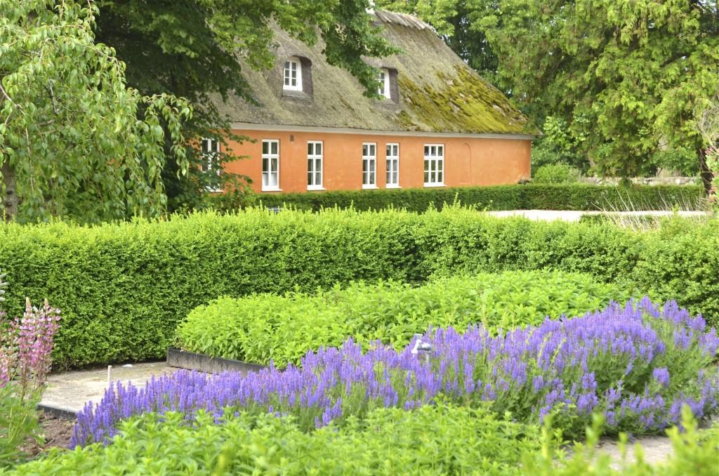 Casa en el campo. Falsed, Dinamarca. Copyright, Hernando Reyes.