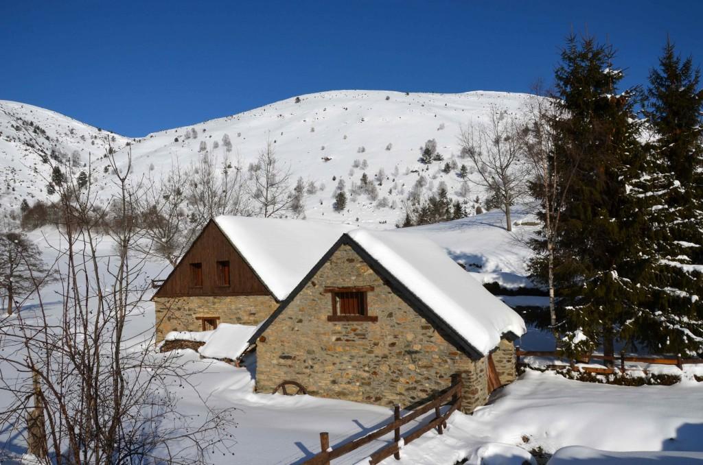 Val Louron, Altos Pirineos. Francia. Copyright Hernando Reyes