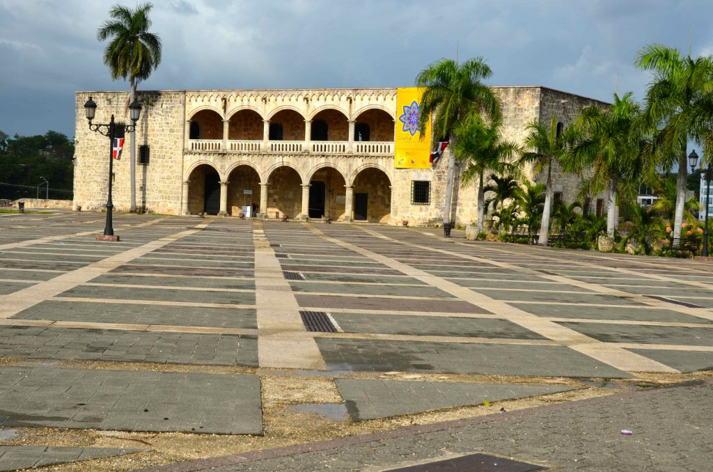 Alcazar de Colón. Copyright hernando reyes