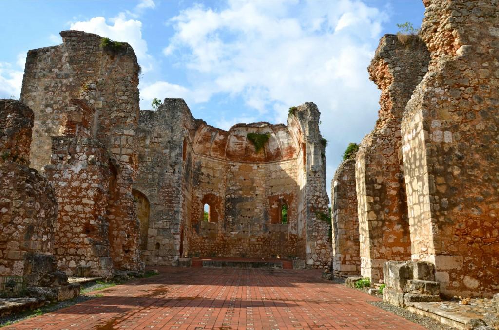 Ruinas del Monasterio de San Francisco. Copyright Hernando reyes
