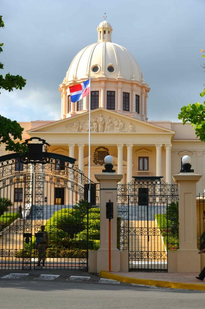 Palacio presidencial de Santo Domingo. Copyright Hernando reyes