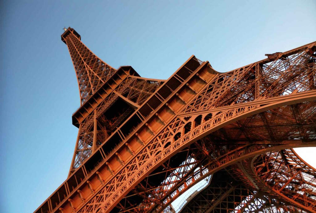 Tour Eiffel / Eiffelturm - Paris (Frankreich)