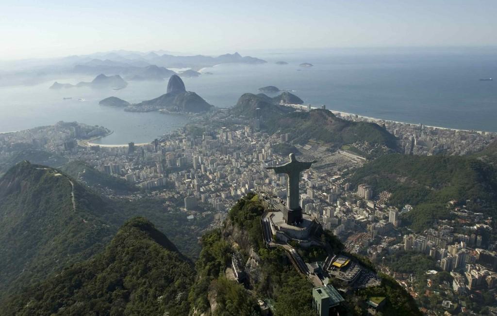 Foto cedida a ALTUM por EMBRATUR. Panorámica de Río de Janeiro
