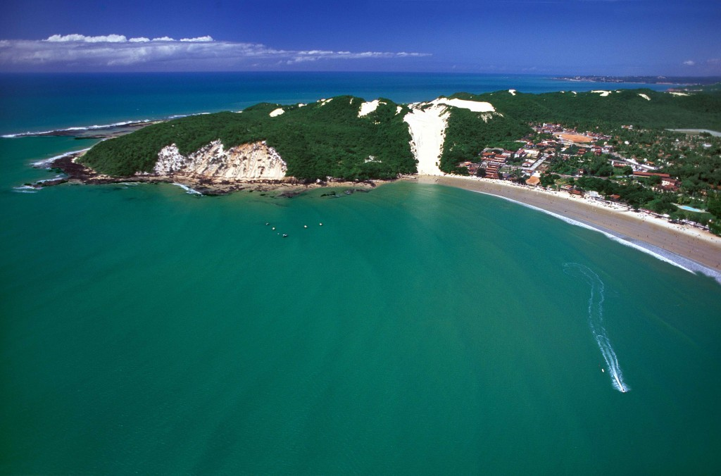 Playas de Natal. Copyright Embratur.